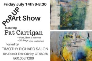 art show Friday July 14th 6-8_30